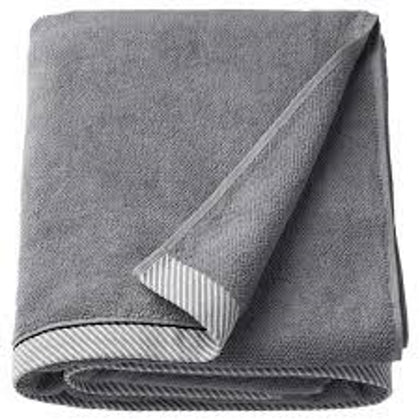 Clean Cotton Towell Gray