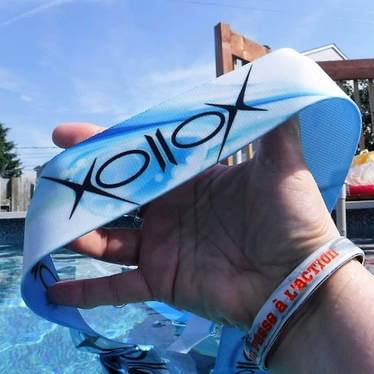 XOLLOX Training Belt for Swimmers and Triathletes