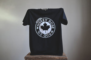 Whiskey Rose Maple Leaf Tee