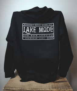 Lake Mode Zip Up Hoody