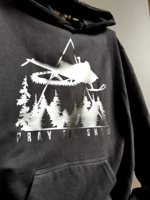 Pray For Snow Hoody