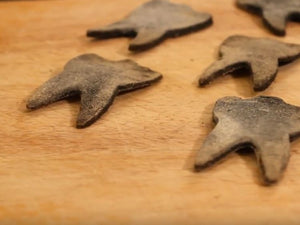 DIY Green Teeth Dog Treats