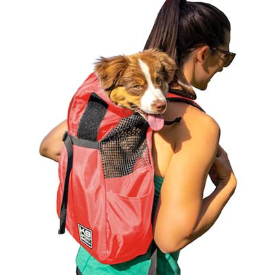 K9 Sport Sack Trainer Backpack Dog Carrier