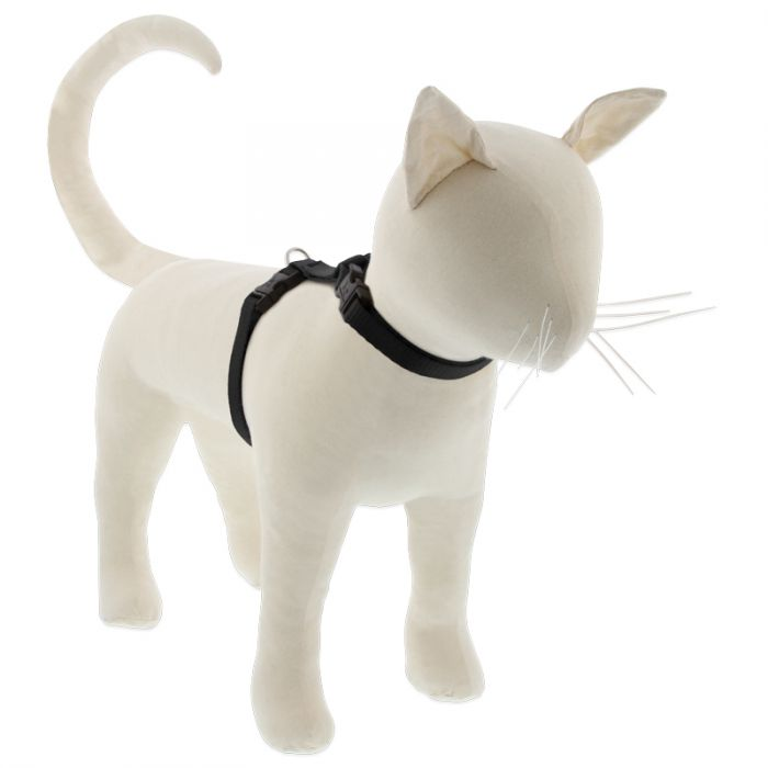 Lupine Basic Solid H-Style Cat Harness