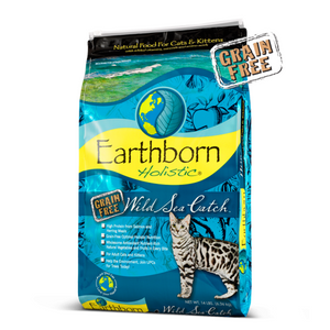 Earthborn - Wild Sea Catch Dry Cat Food (14 lb)*