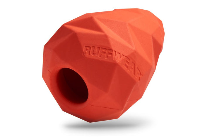 Ruffwear Gnawt-a-Cone Huck Bounce Chase Dog Toy