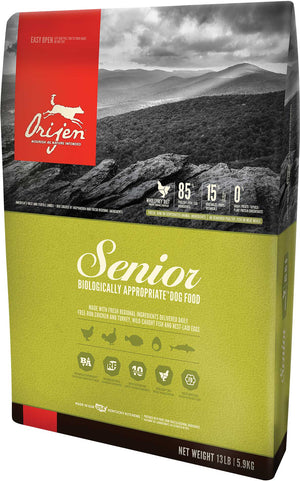 Orijen - Senior Formula Dry Dog Food