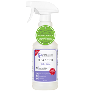 Wondercide - Flea & Tick Control for Pets + Home