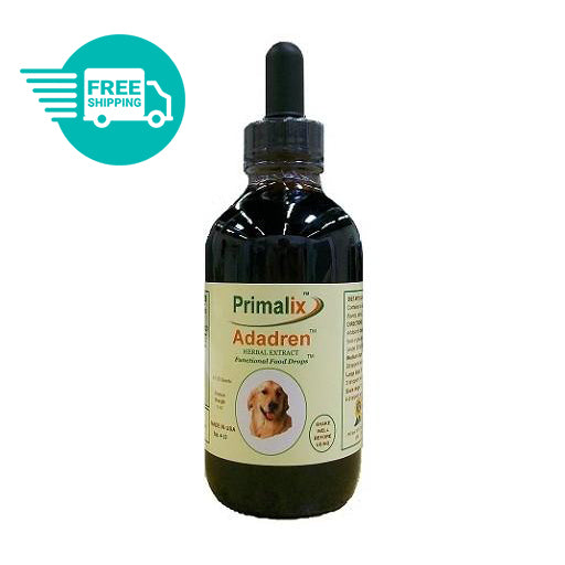 Natural Wonder - Primalix Adadren Food Drops for Adrenal Gland Support in Dogs