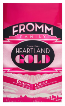 Fromm Family Foods Heartland Gold Grain Free Large Breed Puppy Dry Dog Food*