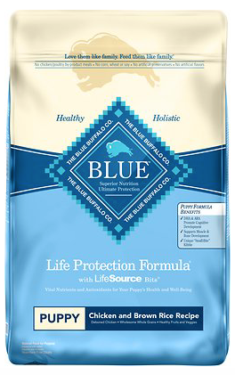Blue Buffalo Life Protection Formula Large Breed Puppy Chicken & Brown Rice Recipe Dry Dog Food*