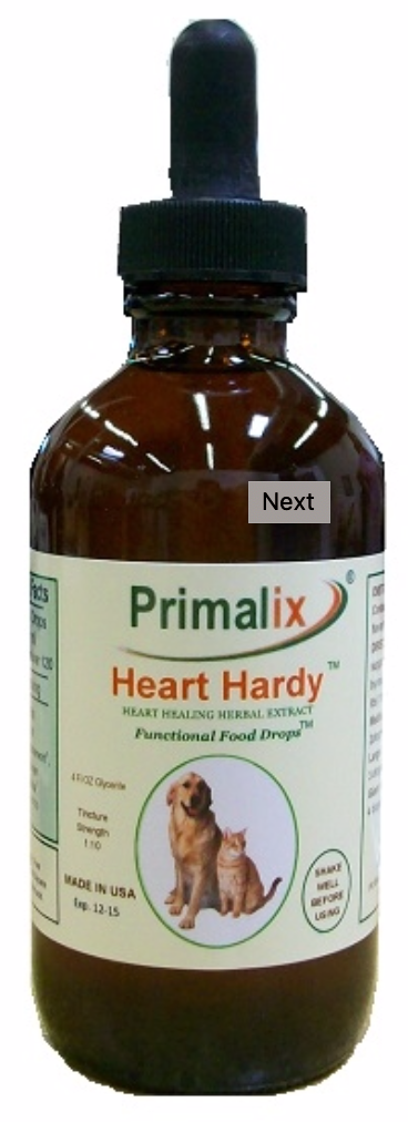 Natural Wonder - Primalix Heart Hardy Function Food Drops