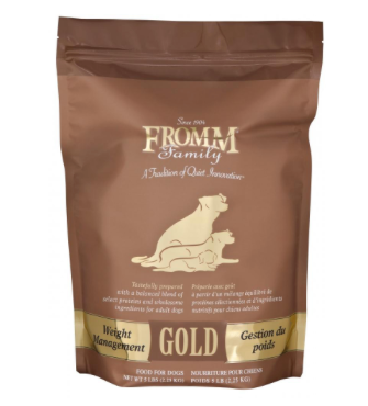 Fromm Weight Management Gold Dry Dog Food*