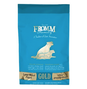 Fromm Gold Large Breed Puppy Food Dry Dog Food (5lb)