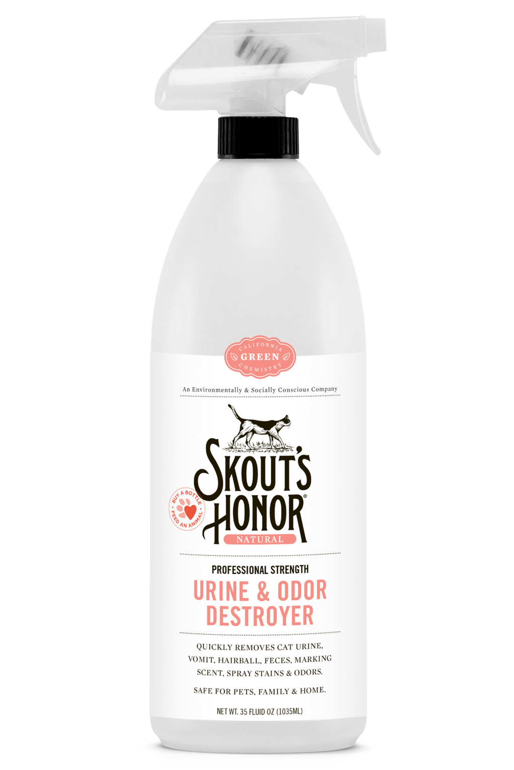 Skout's Honor - Urine & Odor Destroyer