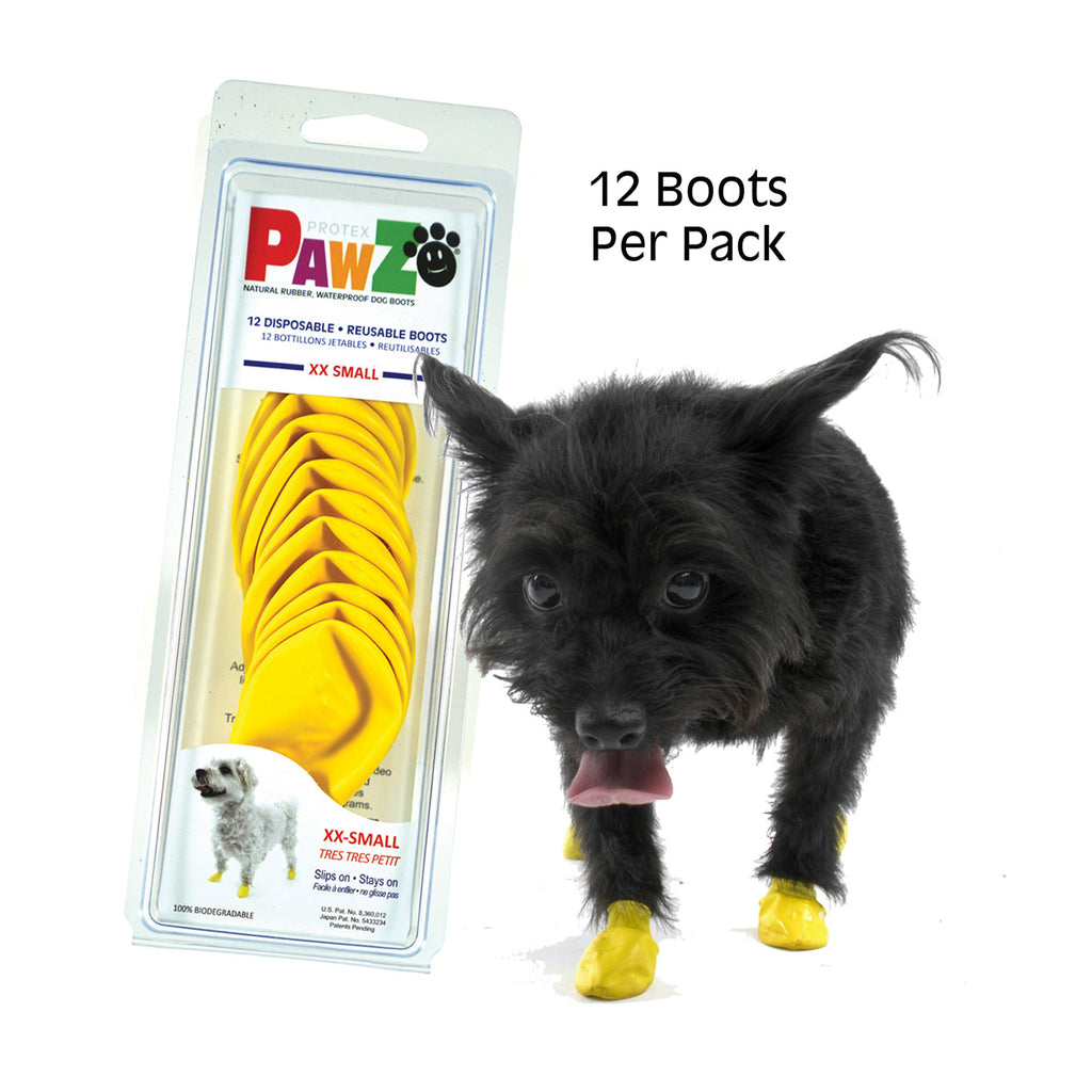 Pawz - Rubber Dog Boots