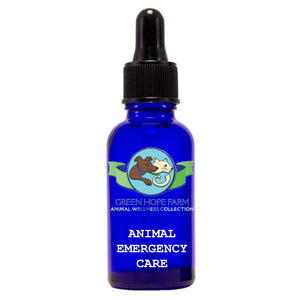Flower Essence - Animal Emergency Care