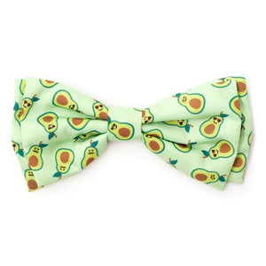NEW! The Worthy Dog Avocados Bow Tie