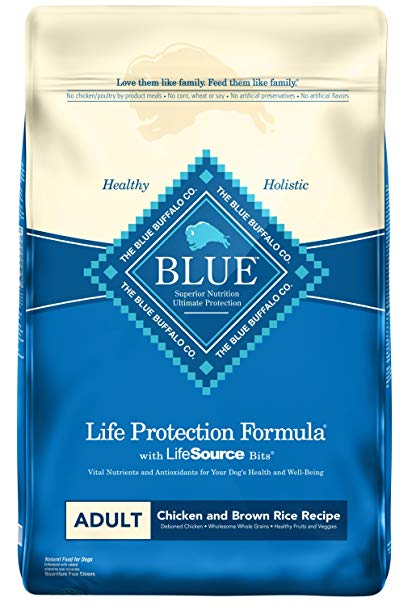 Blue Buffalo - Life Protection Formula Adult Chicken & Brown Rice Dry Dog Food (30 lb)*