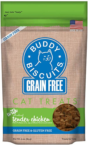 Cloud Star Grain-Free Soft Tender Chicken Cat Treats (3oz)