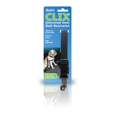 The Company of Animals CLIX Universal Seat Belt Restraint