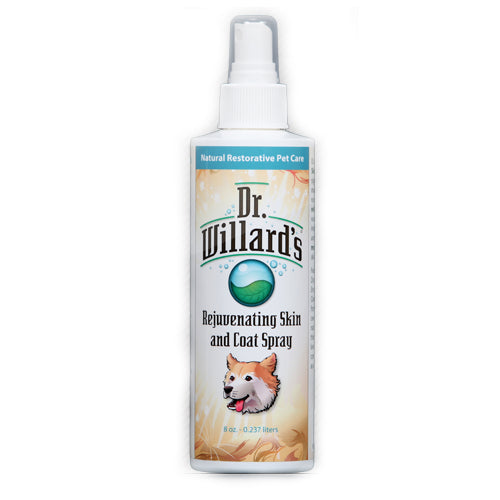 Dr. Willard's - Rejuvenating Skin & Coat Spray (8 oz)