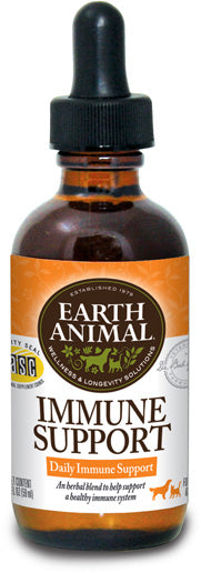 Earth Animal - Immune Support Drops