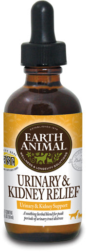 Earth Animal - Urinary & Kidney Relief Drops