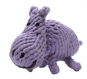 Jax & Bones - Hank the Hippo Rope Toy