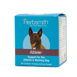 Herbsmith - Athlete: Support for the Athletic or Working Dog (75g Powder)