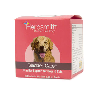 Herbsmith - Bladder Care for Dogs (150g Powder)