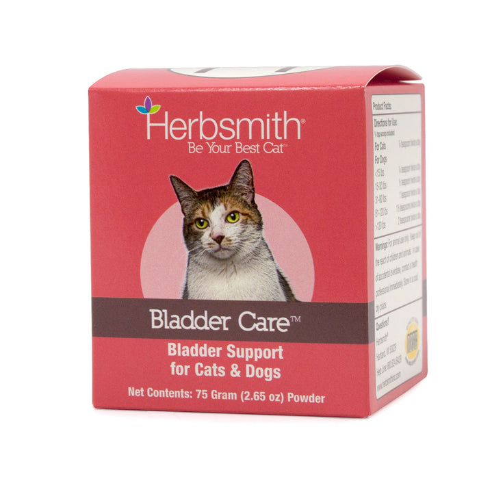 Herbsmith - Bladder Care for Cats (75g Powder)