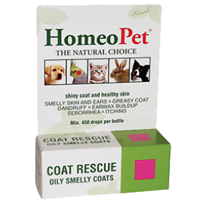 HomeoPet - Coat Rescue