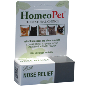 HomeoPet - Feline Nose Relief