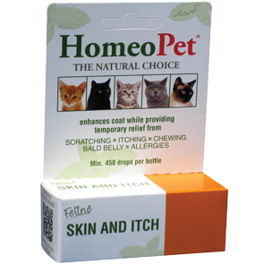 HomeoPet - Feline Skin and Itch
