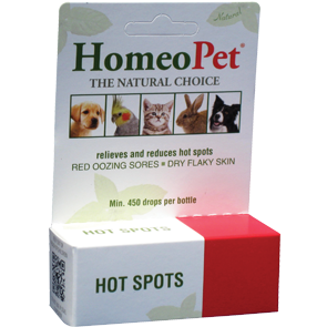 HomeoPet - Hot Spots