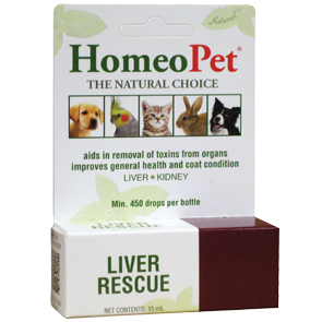 HomeoPet - Liver Rescue