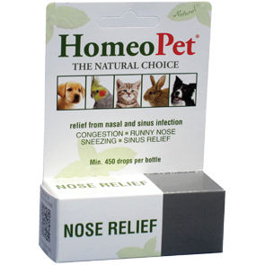 HomeoPet - Nose Relief