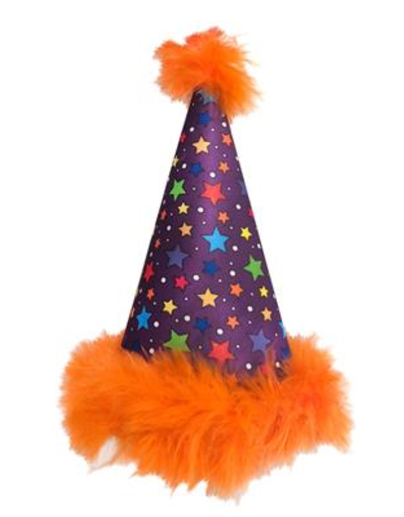 Huxley & Kent Dog Party Hat - Stars