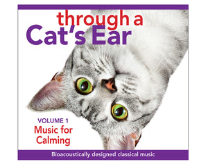 iCalm - Music for Calming Your Cat, Vol. 1 (CD)