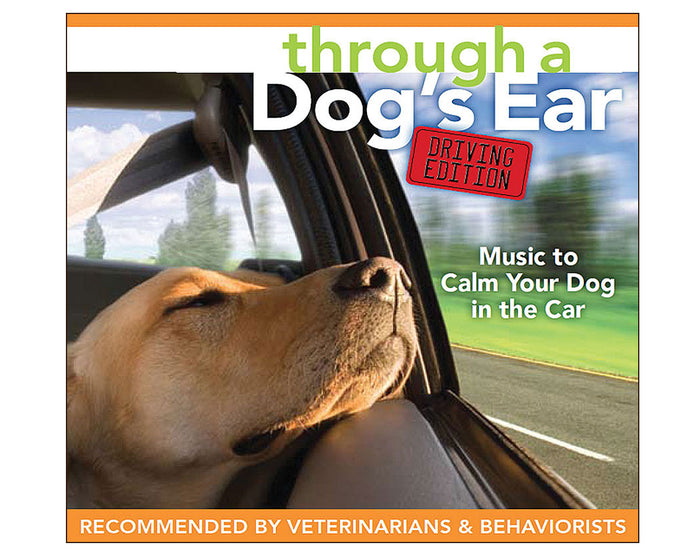 iCalm - Music to Calm Your Dog in the Car (CD)