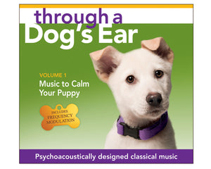 iCalm - Music to Calm Your Puppy, Vol. 1 (CD)