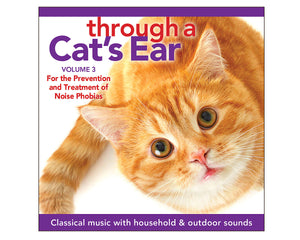 iCalm - Music for Noise Phobias for Your Cat, Vol. 3 (CD)