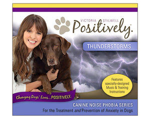 iCalm - Canine Noise Phobia: Thunderstorms (CD)