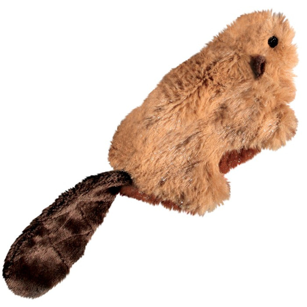 Kong - Refillable Beaver Catnip Cat Toy
