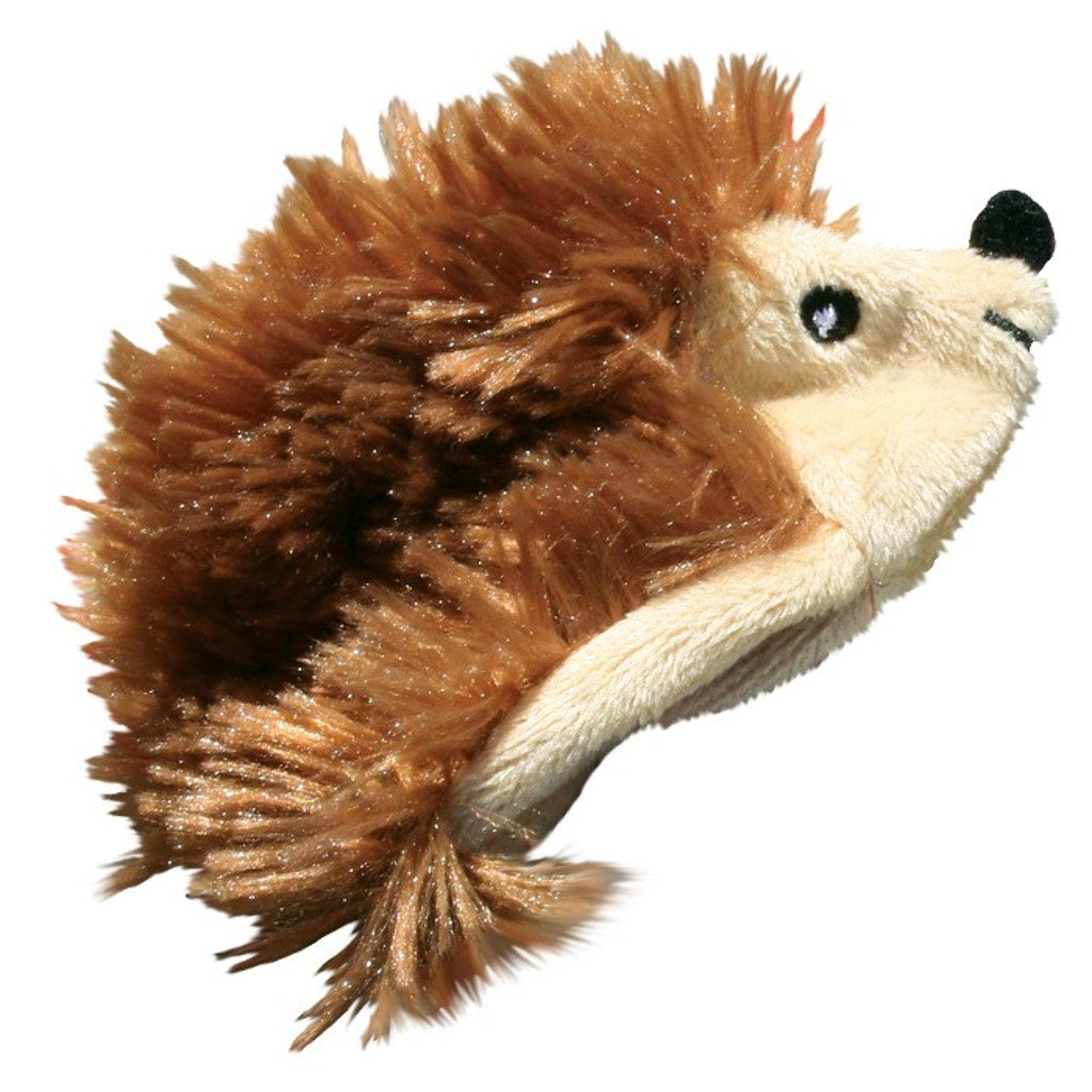 Kong - Refillable Hedgehog Catnip Cat Toy