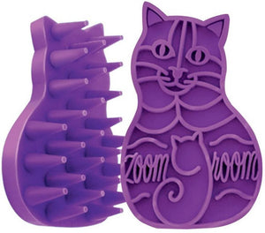 Kong Zoom Groom Cat Grooming Brush