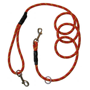 Upcycled Mountain Dog Original Earth-Friendly 7 Foot Dog Versatile Leash
