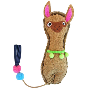 NEW! Mad Cat LLAMA-O-RAMA Kicker Cat Toy