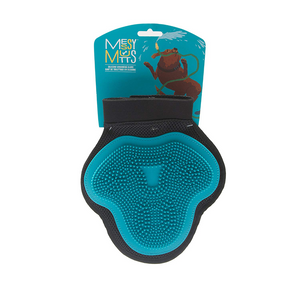Messy Mutts Silicone Grooming Glove